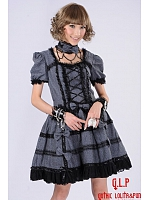 Gothic Lolita Special Set ( Dress&Necklace ) - by GLPCLUB