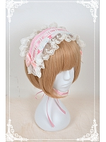 Candy Fairland Themed Lolita Hairband - Candy Paradise by Souffle Song