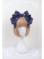 Beckoning Cat Themed Bowknot Lolita KC - Beckoning Cat by Souffle Song