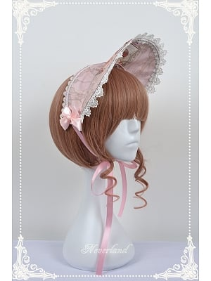 Summer Maidens Themed Lolita Bonnet - Summer Maidens by Souffle Song