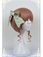 Summer Maidens Themed Lolita Hairclip - Summer Maidens by Souffle Song
