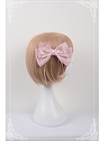 Chinese Walking Cat Themed Lolita Hairclip - Chinese Walking Cat by Souffle Song