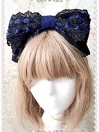 Cotton Lace Decorated Lolita KC - by Infanta