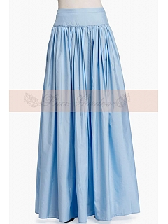 High Quality Ankle Length Pleated Skirt by Lace Garden
