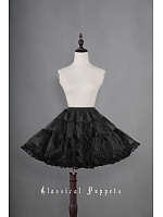 Lolita Crystal Tulle 44cm Petticoat Style A - by Classical Puppets