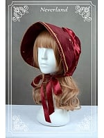 Souffle Song Golden Swan Lake Collection Matching Bonnet