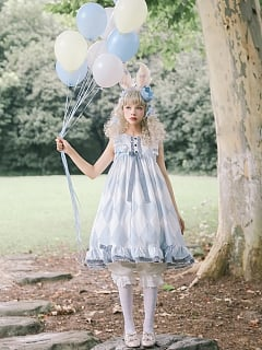 The Alice JSK by Advertising Balloon