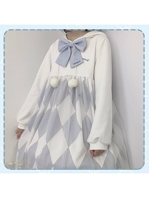 Sanrio Authorized Casual Lolita Dress by Advertising Balloon