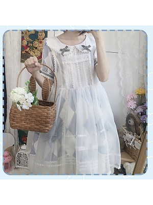 Alice Lolita OP and Matching Overdressby Advertising Balloon