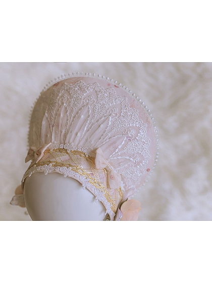 Fire Signs Collection Bonnet by Arcadian Deer Lolita