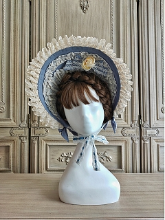 When Camellia Blooms Bonnet by Alice Girl