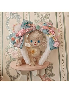Cats Tea Party Cute KC by Alice Girl