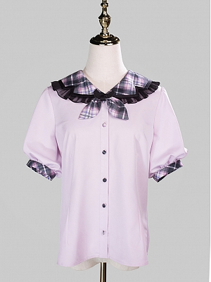 Spade A Little Devil Idol Lolita Series Matching Shirt by Alice Girl
