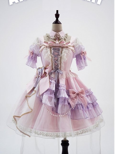 Sweet Lolita Dress Starlight OP by Angels Heart