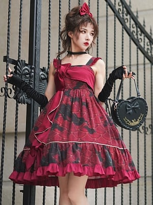 Little Koi Series Sweet Lolita Dress JSK III by Angels Heart