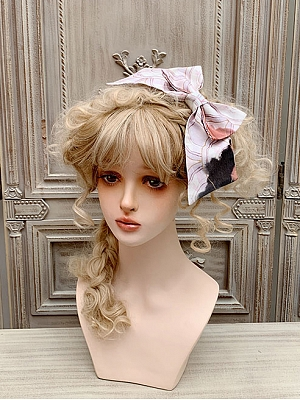 Little Koi Series Sweet Lolita Matching Hairclip by Angels Heart