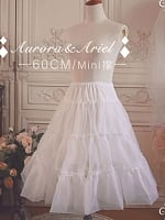 Custom Size Available 60 cm Mini Puffy Petticoat by Aurora Ariel