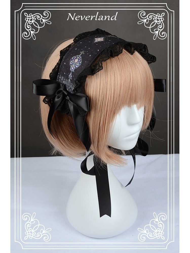 7040a0aa87 [$16.50]Souffle Song Arabian Nights Collection Matching Hairband