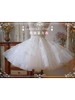 Ultimate Puffy A-line Petticoat by Aurora and Ariel