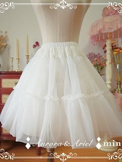Mini Organdy Petticoat by Aurora and Ariel