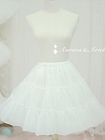 A-line Organdy Daily Petticoat by Aurora and Ariel