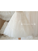 Long Organdy Petticoat by Aurora and Ariel