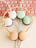 4 Colors Available Mini Headphones