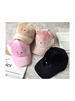 Kawaii Kitty Ears Baseball Cap