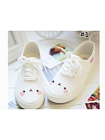 Cute Harajuku Canvas Shoes