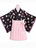 Kawaii Bathrobe And Haori Set