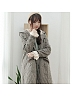 Mori Girl Long Sleeve Cutton Overcoat by Mucha
