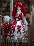 Gem Sweetheart Lolita Dress JSK by Binary