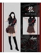 Wolf Wa Lolita Blouse by Bunny and Apsara