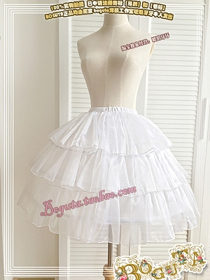 Thin Version Petticoat by Boguta