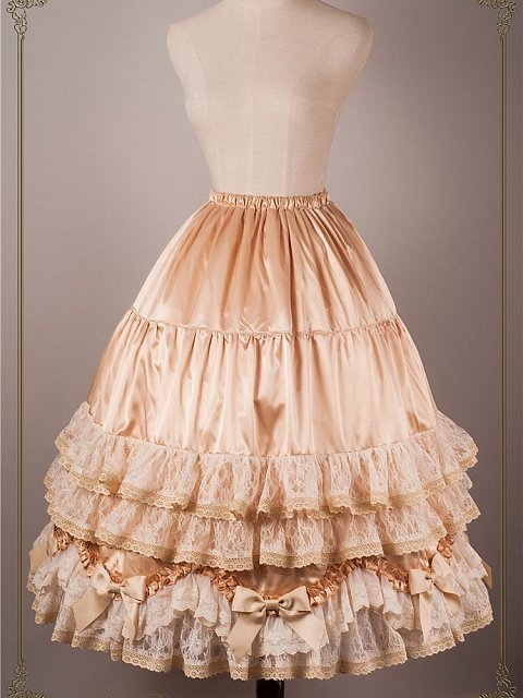 Duel in Forest Petticoat by Baby Ponytail