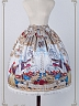Pre-order Custom Size Available Night at the Circus SK by Baby Ponytail
