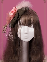 Pre-order Lady's Garden Dreamland Victoria Corsage by Baby Ponytail