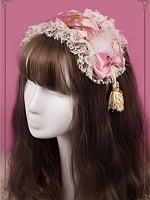Pre-order Lady's Garden Dreamland Tasselled Hairband by Baby Ponytail