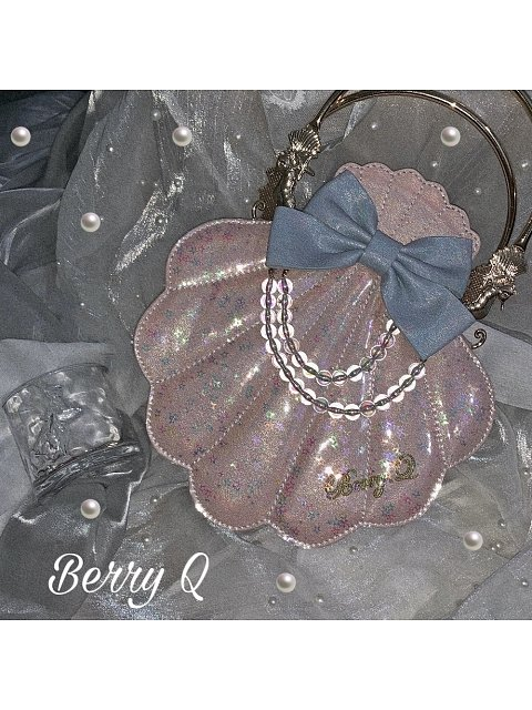 Ariel Shell Bag by Berry Q