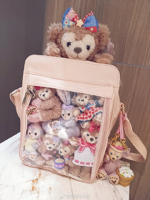 Short Version Two-ways Itabag by Berry Q
