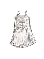 Made to Order Reflective Cross Bodice Straps Dress