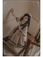 Chapter of Mist Series Lolita Cape by Original Project