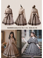 Chapter of Mist Series Lolita Skirt SK by Original Project