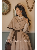 Chapter of Mist Series Lolita Matching Beret by Original Project