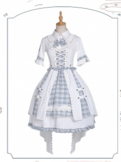 Idol Costume Lolita Dress OP by ChunLv Lolita
