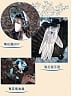 Pre-order Blue And White Porcelain Embroidered OP SET by Classic Puppet