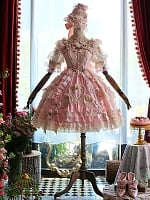 Pre-order Anthony Cake Tea Party Classic FS Doll Anthony Cake OP by Classic Puppet
