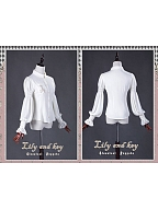 Lily and Key Long Sleeves Blouse by Classic Puppet