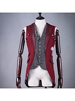 Mad Hatter Vest by Classic Puppet
