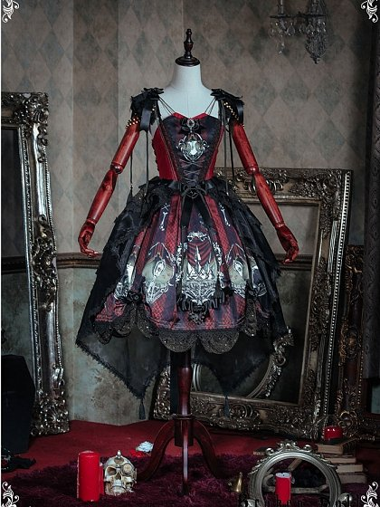Mirror Mirror Gorgeous Dress JSK by Classic Puppet